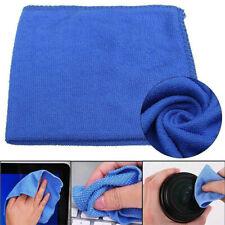 50pcs Microfibre Soft Car Wash Towel Auto Details Cleanner Drying Cloth 30*30cm