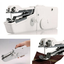 Mini Machine Home Travel Portable Cordless Hand Held Single Stitch Fabric Sewing