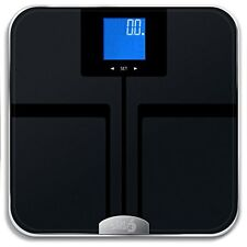 Precision Digital Body Fat Scale w/ 400 lb. Capacity Get-Fit, Weight, Accurate