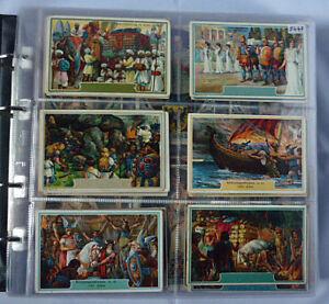 Sammelalbum mit Bilderserien der Dresdner Kunstanstalt              (Art.4093)