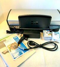 HP Deskjet 5940 Digital Photo Inkjet Printer with Ink Packets (never used)