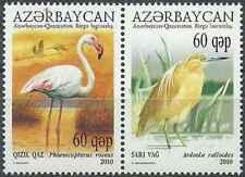 Timbres Oiseaux Azerbaidjan 713/4 ** année 2010 lot 27931