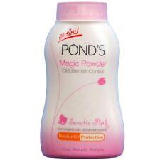 Pond's Magic / Angel   Powder Oil & Blemish Control Plus Double UV Protect 50g.