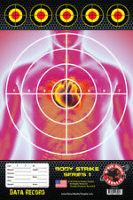 **NEW** BODY STRIKE SERIES 1: 15 PACK  **AWESOME RANGE TARGETS!**
