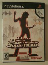 Dance Dance Revolution SuperNova (Sony PlayStation 2, PS2, 2006)
