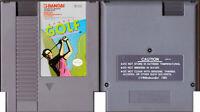 Bandai Golf: Challenge Pebble Beach - NES - WATA Gradable - LikeNew - Tested