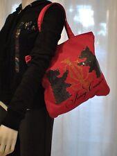 Juicy Couture Tote Bag Handbag Pink Green New with tag