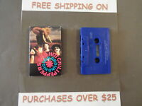 RED HOT CHILI PEPPERS HIGHER GROUND B/W NOBODY WEIRD LIKE ME CASSETTE SINGLE 6