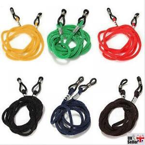 Adjustable Neck Cord Glasses Straps Spectacle Holder & Sunglasses String Lanyard