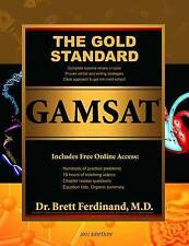 Gold Standard GAMSAT with Online Access Code- NEW
