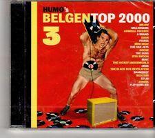 (FH740) Humo's Belgent Top 2000 - 2010 sealed CD