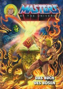 Masters of the Universe - Das Buch des Bösen (2021), Hardcover, neu