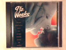 COLONNA SONORA 9 settimane e mezza 1/2 weeks cd DURAN DURAN COME NUOVO LIKE NEW!