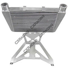 CXRacing Intercooler + Mounting Bracket For Mazda RX8 RX-8 Turbo 13B