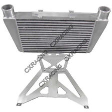 CXRacing Intercooler + Mounting Bracket For Mazda RX8 RX-8 Turbo 13B