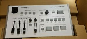 Roland VR-1HD Video Mixer and Switcher for Live Stream Feeds. In Box As New!