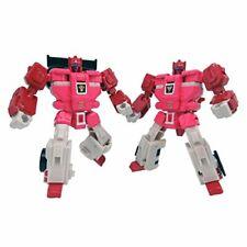 Transformers LG58 clone bot set Takara tomy