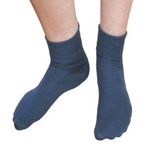 Buster Brown Women's 100% Cotton Socks - 3 Pair Package Fold Over Bobby Socks