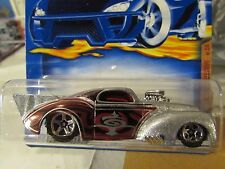 Hot Wheels Jeep Willys Coupe Skin Deep Series zamac?