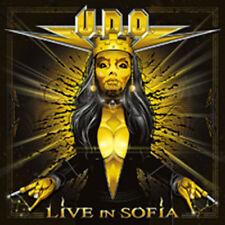 CD de musique live pour métal sur album