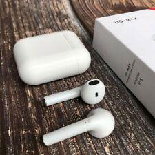 Auriculares Bluetooth 5.0 i10-MAXBlanco tipo Airpod Compatible iPhone y Samsung