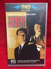 The Red Menace VHS Video Tape RKO Classic Collection Robert Rockwell