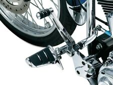 Kuryakyn ISO Swept Wing Footpegs for Most Harley-Davidson models 4463