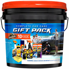 Armor All Complete Car Care Kit - Ultimate Gift Pack (10 Pieces)