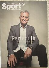 Jose Mourinho - Sport magazine – 19 August 2016
