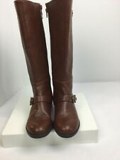 937d534104c7 Life Stride Womens Size 6M Wide Calf Stark Brown Boots