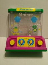 Vtg Waterfuls Sewer Ball Barney Game Toy Works