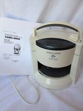 "Black & Decker ""Lids Off"" Jw200 Type 1~Automatic Electric Jar Opener Tested"