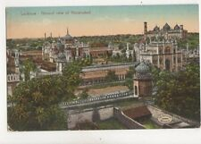 Lucknow General View Hosainabad India Vintage Postcard 230b