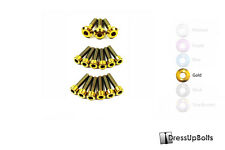 Dress Up Bolts for 93-98 Skyline R33 RB26 Gold Ti Titanium Engine Kit