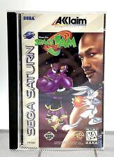 Space Jam Sega Saturn Complete