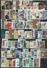 Small collection of 85 face different recent used Norway  07041112