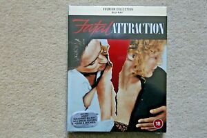 BLU-RAY  FATAL ATTRACTION    PREMIUM EXCLUSIVE EDITION NEW SEALED UK STOCK