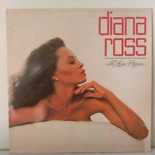 "Diana Ross – To Love Again (Vinyl, 12"", LP)"