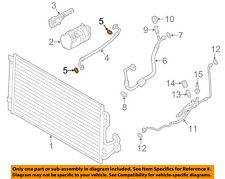 BMW OEM A/C AC Condenser/Compressor/Line-Pressure Hose O-ring 64539284018