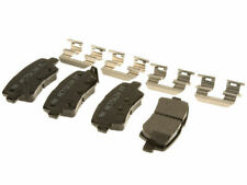 For 2012-2017 Hyundai Accent Brake Pad Set Rear Akebono 44124ZS 2013 2014 2015