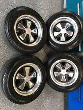 Porsche Fuchs 7 & 8 x 15 Wheels 911 Highlighted Carrera RS MFI Rims Tires 944