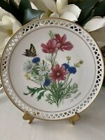 Bing & Grondahl B&G Country Garden Calendar Plate Collection September Denmark