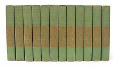 Jane Austen 12 Vol Set - Illustrated Cabinet Edition - 1906 - H. M. & C. E Brock
