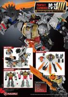 Transformers Perfect Combiner Effect PC-23 Upgrade for Dinobots MIB