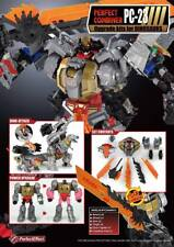Transformers Perfect Combiner Effect PC-23 Upgrade Set for Dinobots In-Hand New