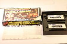 Daley THOMPSON'S olímpico desafío Spectrum 48K 128K por Océano Caja Grande Juego 1988