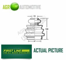 FIRST LINE TRANSMISSION END DRIVESHAFT CV JOINT BOOT KIT OE QUALITY FCB2718