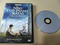 Il Bambino Con Il Pigiama De Righe DVD Miramax