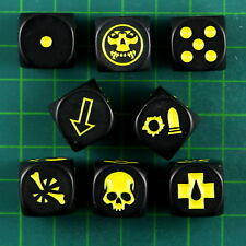 NECROMUNDA UNDERHIVE Cube Pack Noir (8 Cube) 10523