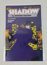 The Shadow #4 Dc Comics 1986 Howard Chaykin Comic Art